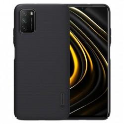 Xiaomi Poco M3 Nillkin Super Frosted BackCase Black