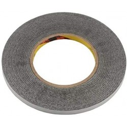 Roll Black Tape 3M For Lcd & Touch 5mm