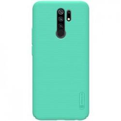 Xiaomi Redmi 9 Nillkin Super Frosted BackCase Mint Green