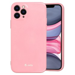 Huawei P30 Lite Jelly Silicone light Pink