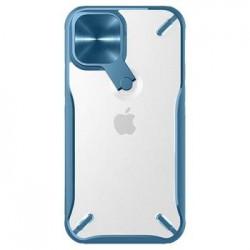 Apple iPhone 12 Mini Nillkin Cyclops Silicone Blue/Transparent