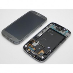 Samsung Galaxy i9305 Lcd+Frame Grey ORIGINAL