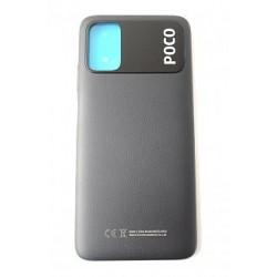 Xiaomi Poco M3 BatteryCover Black ORIGINAL