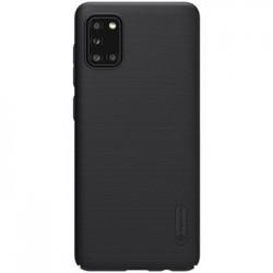 Samsung Galaxy A31 Nillkin Super Frosted BackCase Black