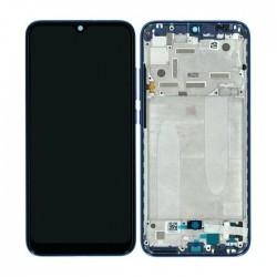 Xiaomi Mi A3 Lcd+Touch Screen+Frame Blue ORIIGNAL