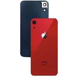 Apple iPhone XR BackCover+Camera Lens Red GRADE A