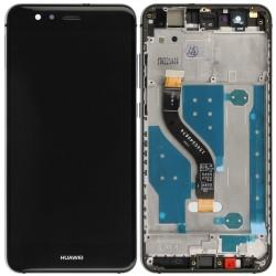 Huawei P10 Lite Lcd+Touch Screen+Frame Black GRADE A