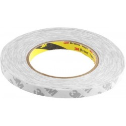 Roll White Tape 3M For Lcd & Touch 10mm