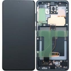 Samsung Galaxy S20 Plus Lcd+Touch Screen+Frame Grey ORIGINAL