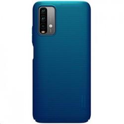 Xiaomi Redmi 9T Nillkin Super Frosted BackCase Blue