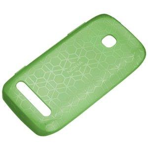 Nokia 603 Silicone Case CC-1033 green