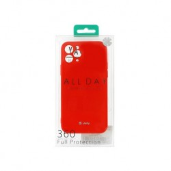 Samsung Galaxy A42 5G Jelly Silicone Red
