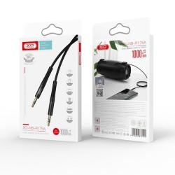 XO NB-R175A AUX Cable 3.5mm Jack to 3.5mm jack 1m Black
