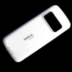 Nokia N79 BatteryCover white ORIGINAL