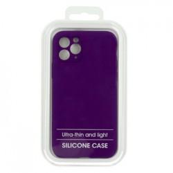 Apple iPhone 12 Pro Max Vennus Lite Silicone Purple