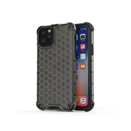 Samsung Galaxy S21 Ultra 5G Testa Honey Armor Silicone Black
