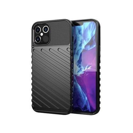 Samsung Galaxy A72 4G/ A72 5G Testa Thunder Silicone Black