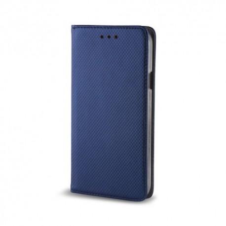 Huawei P8 Lite Testa Magnet Case Blue