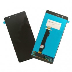 Nokia 5.1 Lcd+Touch Screen w/o Frame Black GRADE A