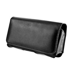 Apple iPhone 5S/5/SE Leather Belt Case Model 13