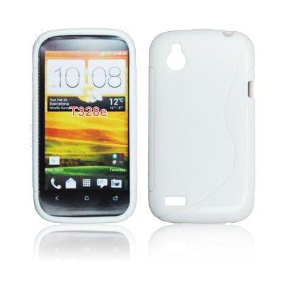 Silicone S-Line HTC Desire X white