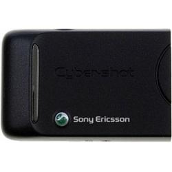 Sony Ericsson K550i BatteryCover black ORIGINAL