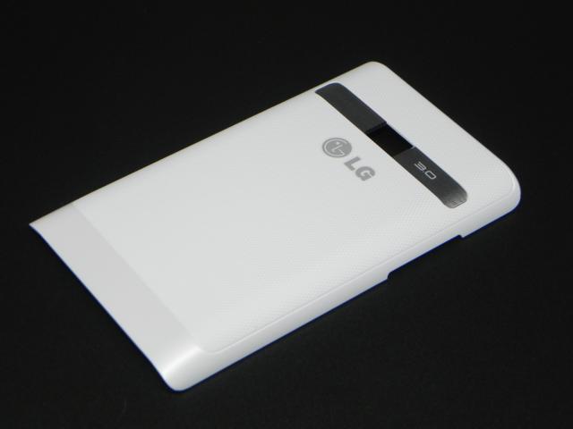 LG L3/E400 BatteryCover white ORIGINAL
