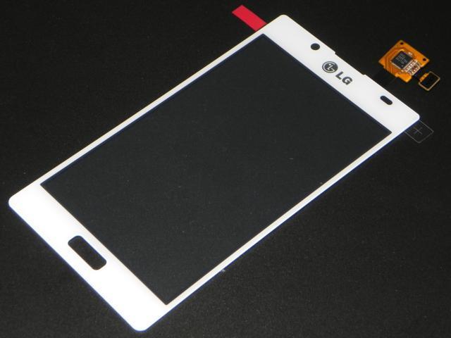 LG L7/P700 Touch Screen white ORIGINAL