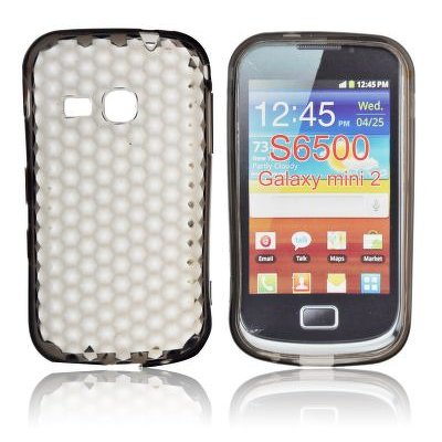 Silicone Tpu Lux Samsung S6500 Galaxy Mini 2