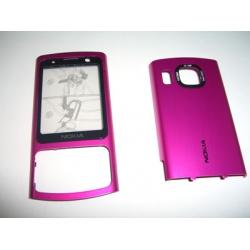 Nokia 6700s Cover pink ORIGINAL