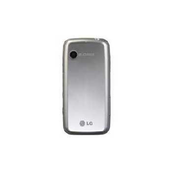 LG GS290 BatteryCover silver ORIGINAL