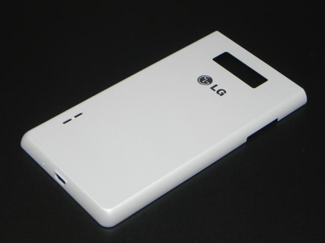 LG L7-00/P700 BatteryCover+ NFC Antenna white ORIGINAL