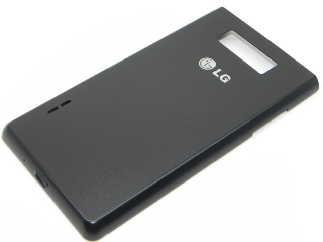 LG L7-00/P700 BatteryCover+ NFC Antenna black ORIGINAL