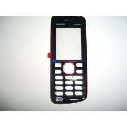 Nokia 5220x FrontCover red ORIGINAL