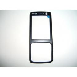 Nokia N73 FrontCover black ORIGINAL