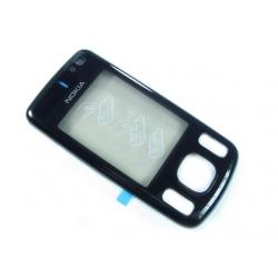 Nokia 6600s FrontCover black ORIGINAL