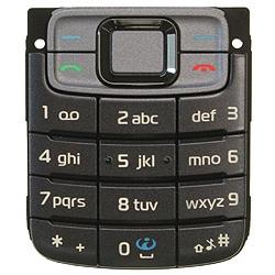 Nokia 3110c/3109c Keypad grey ORIGINAL