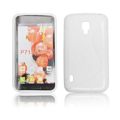Silicone S-Line LG L7 II/P715 white