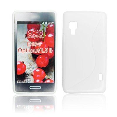 Silicone S-Line LG L5 II/E460 white
