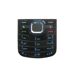 Nokia 6220c Keypad black GRADE A