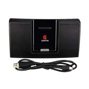 Griffin Travel Speaker System iPhone / iPod