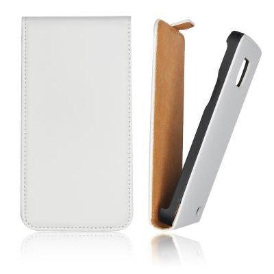 Slim Flip Case Samsung i9190 Galaxy S4 Mini white