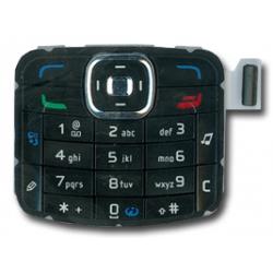 Nokia N70 Keypad black ORIGINAL