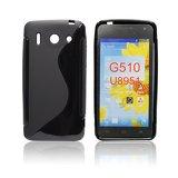 Silicone S-Line Huawei G510/ T8951/U8951 black