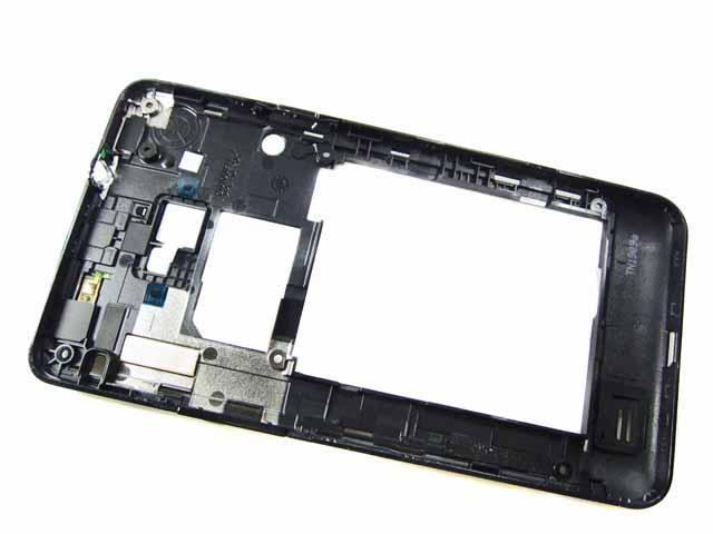 Samsung i9100 MiddleCover black ORIGINAL