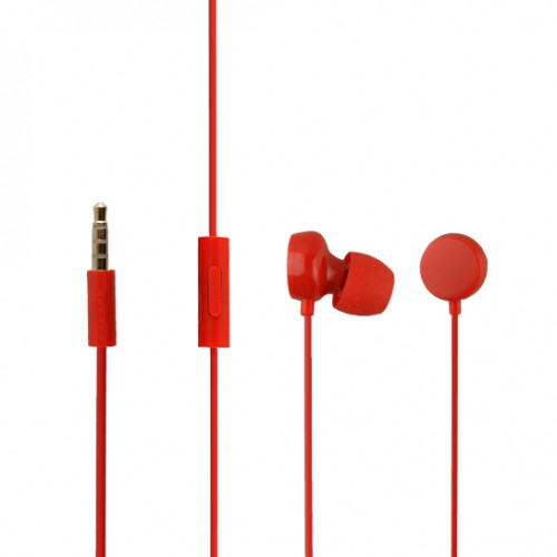 Nokia Headset WH-208 stereo red 3.5m bulk