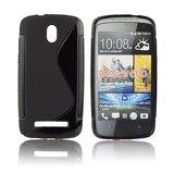 Silicone S-Line HTC Desire 500 black