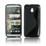 Silicone S-Line HTC One Mini black