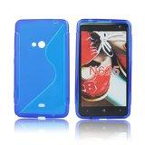 Silicone S-Line Nokia Lumia 625 blue