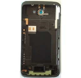 HTC One XL BackCover black HQ